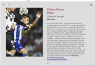 A análise a Ruben Neves no Guardian