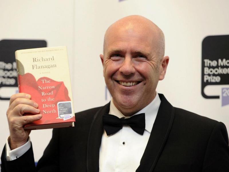 Richard Flanagan (LUSA/EPA)