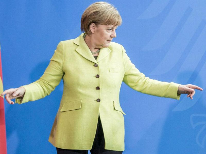 Angela Merkel (LUSA/EPA)