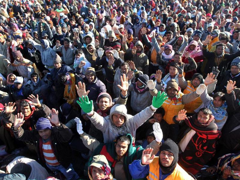 Refugiados (LUSA/EPA)