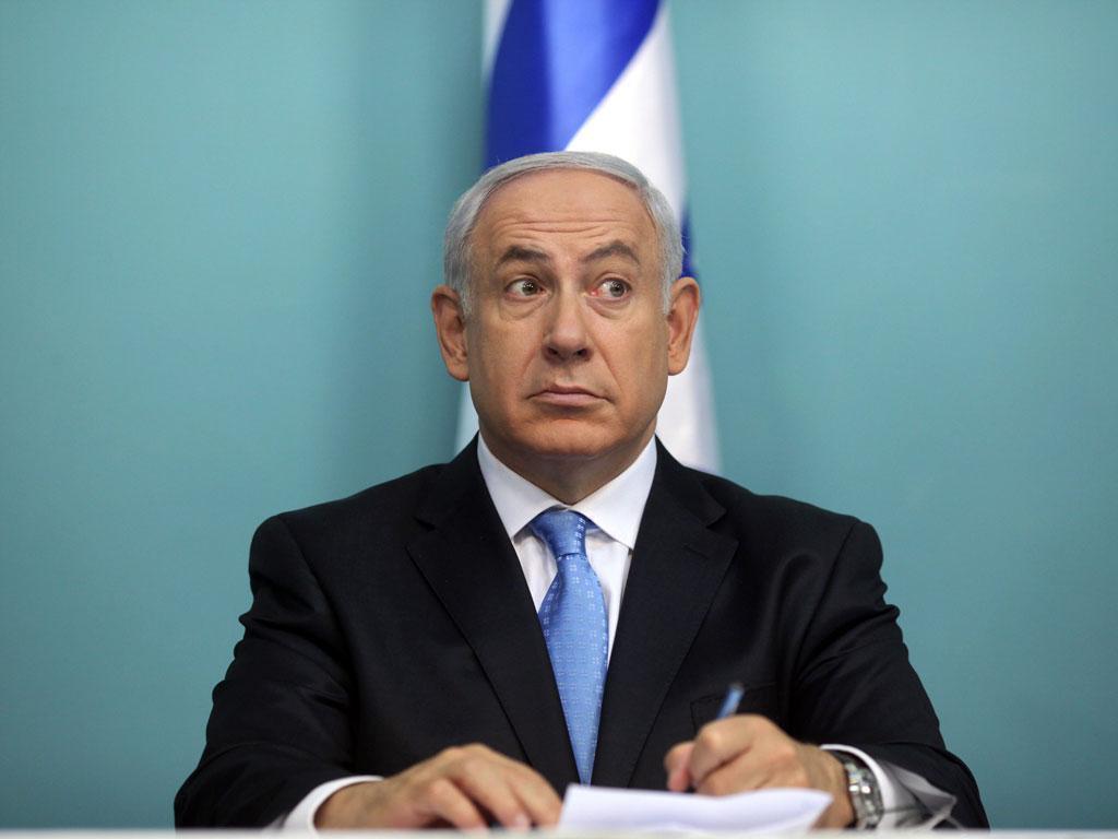 Benjamin Netanyahu (LUSA/EPA)