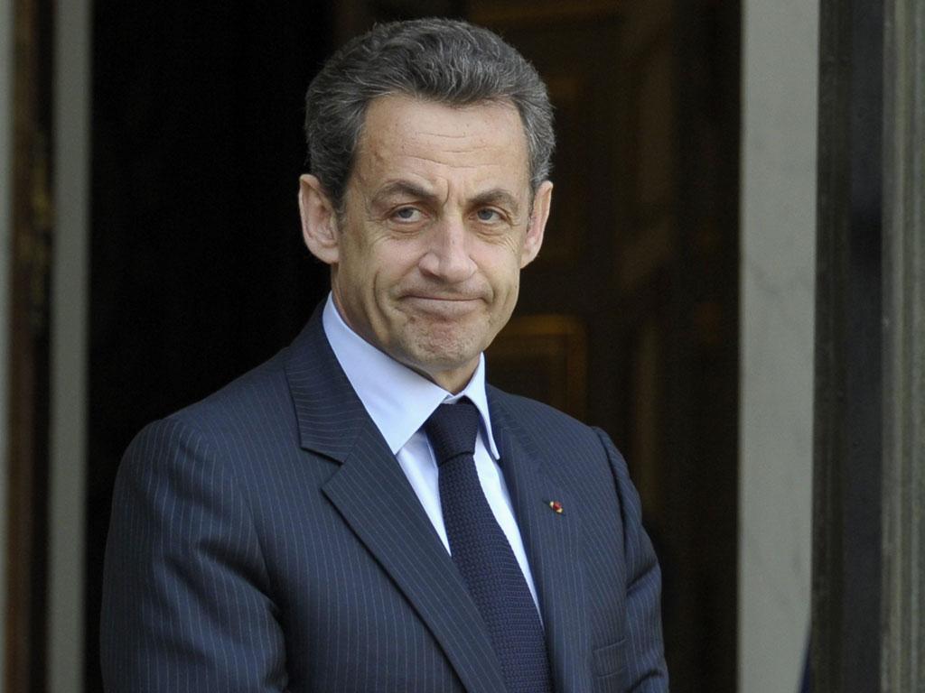 Nicolas Sarkozy (LUSA/EPA)