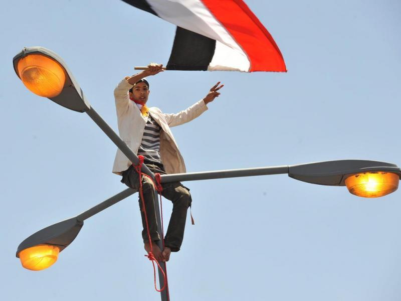 Primavera árabe (LUSA/EPA)