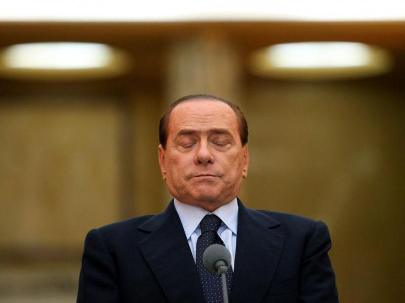 Silvio Berlusconi (LUSA/EPA)