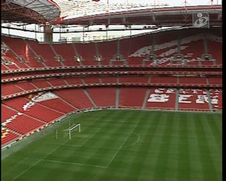 Estádio da Luz entre os mais bonitos da Europa