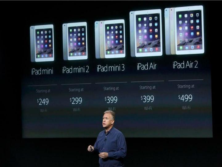 A Apple lançou os novos modelos da geração iPad