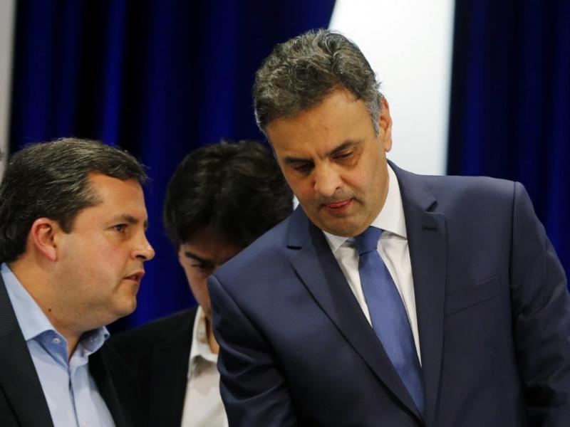 Debate entre Dilma e Aécio [Reuters]