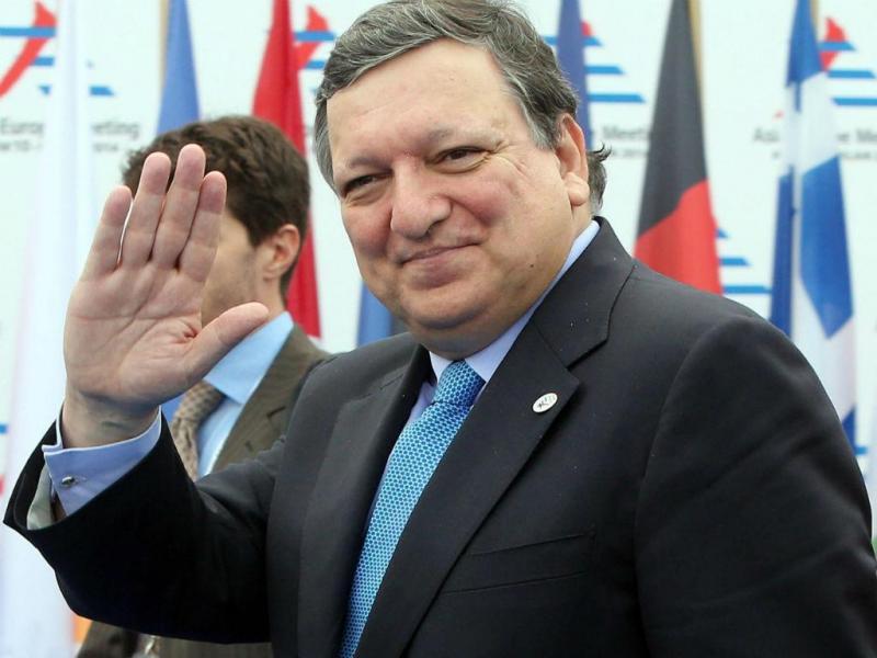Durão Barroso (EPA/LUSA)