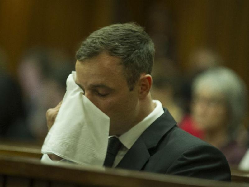 Oscar Pistorius (EPA/LUSA)