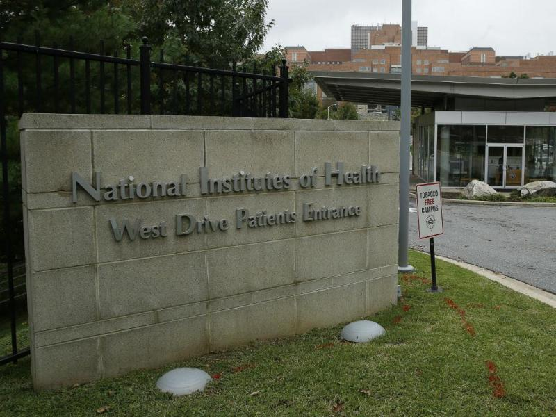 National Institutes of Health (NIH) [Reuters]