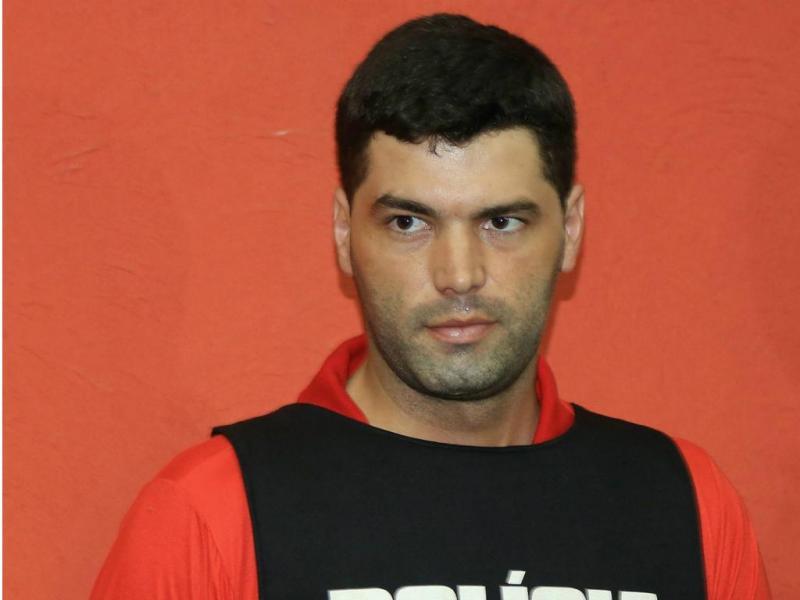 Thiago Henrique Gomes da Rocha [EPA]