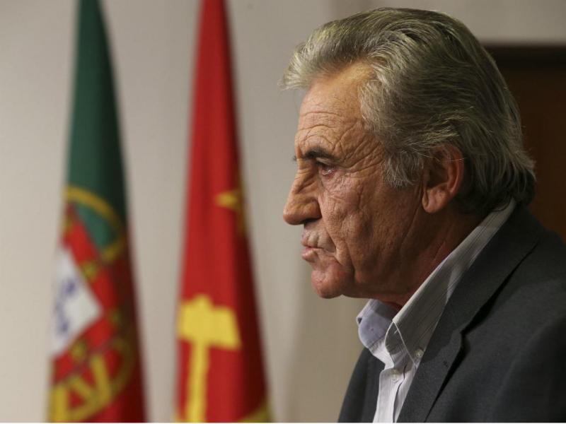 Jerónimo de Sousa - PCP [Lusa]