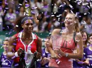 Serena Williams e Maria Sharapova (Reuters)