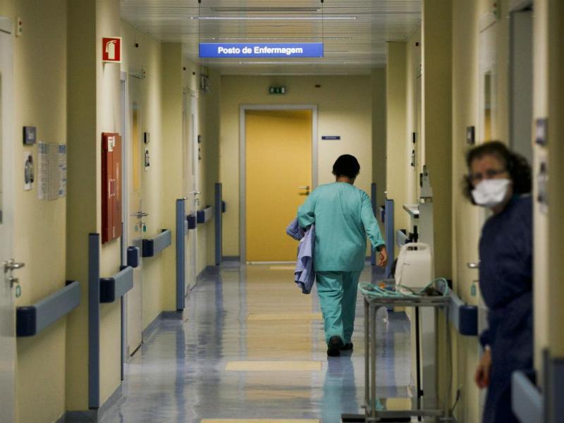 Hospital (JOSÉ SENA GOULÃO/LUSA)