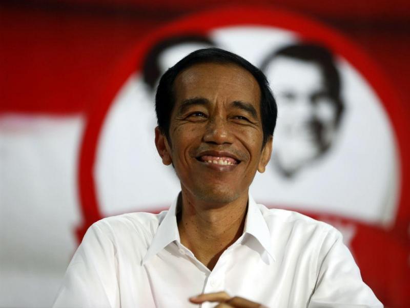 Joko Widodo, presidente da Indonésia (Reuters)