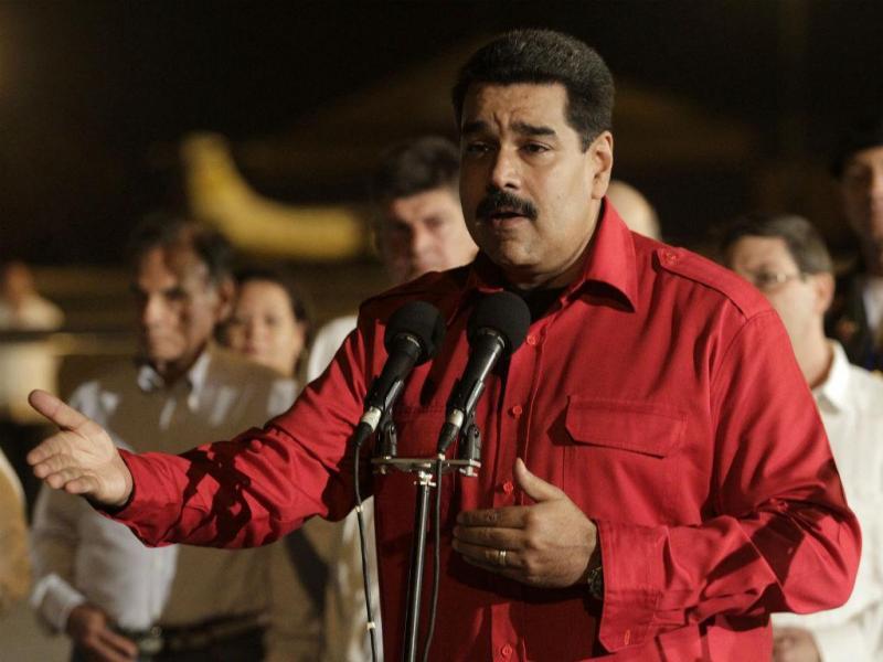 Nicolas Maduro (Reuters)