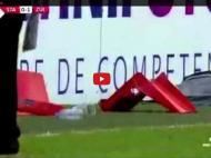 Violência com adeptos do Standard Liège