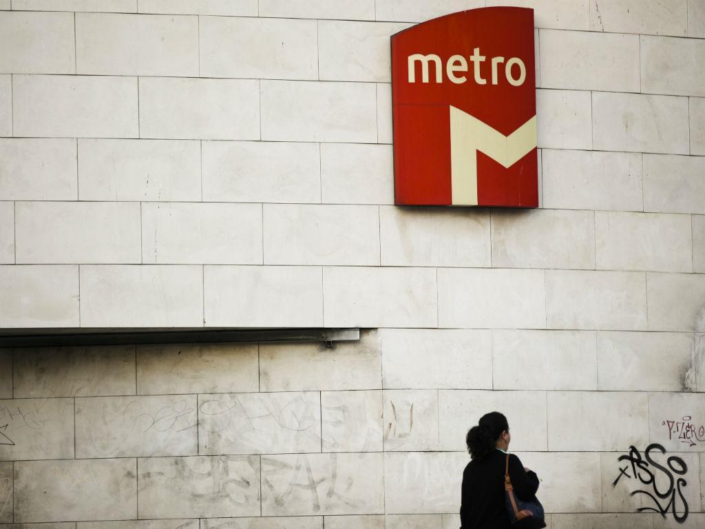 Metro (MÁRIO CRUZ/LUSA)