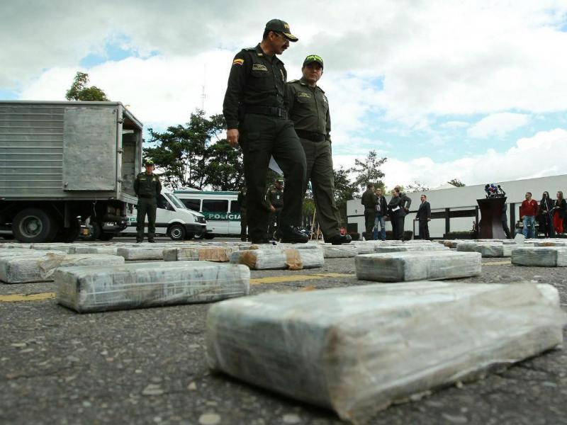 Colômbia (LUSA/EPA)