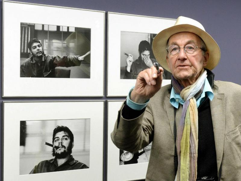 Morreu o fotógrafo René Burri [Foto: EPA]