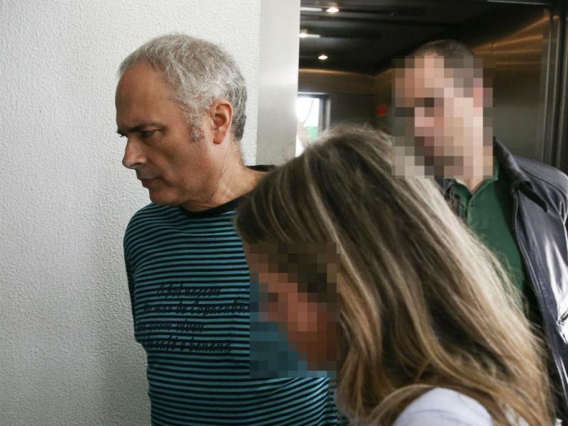 Suspeito de ter assassinado a mulher e a filha em Soure [Foto: Lusa]