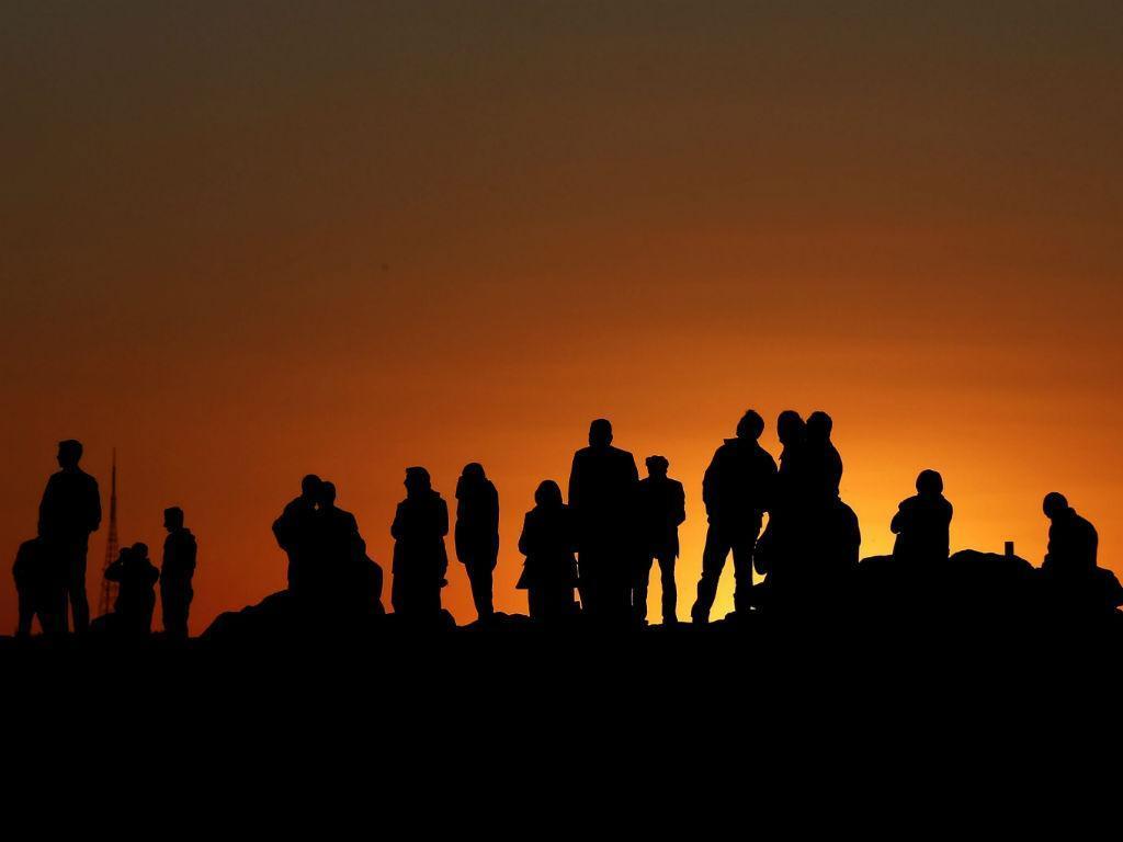 Fronteira entre a Turquia e a Síria (EPA/LUSA)