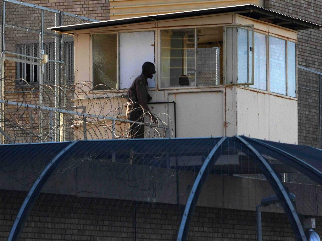 Prisão de Pretória onde Oscar Pistorius vai cumprir pena (EPA/LUSA)