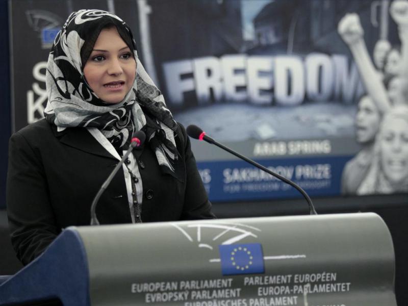 Asmaa Mahfouz (Reuters)