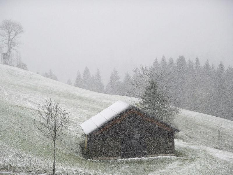 Neve (LUSA/EPA)