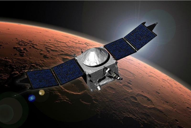 Marte (Reuters)