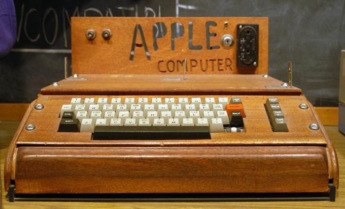 Primeiro computador da Apple
