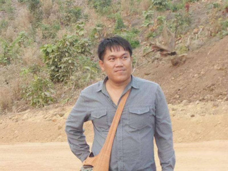 Repórter birmanês abatido