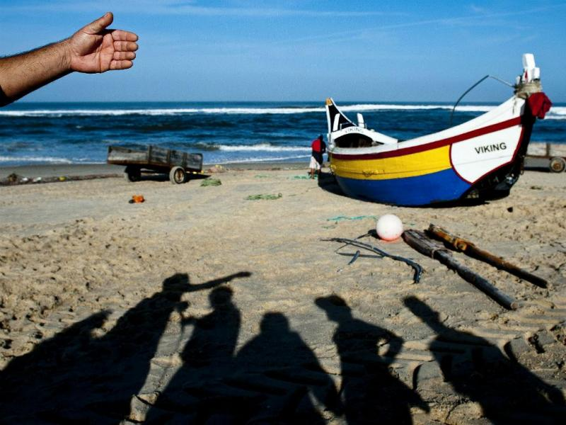 Pescadores (Ricardo Garcia/Lusa)