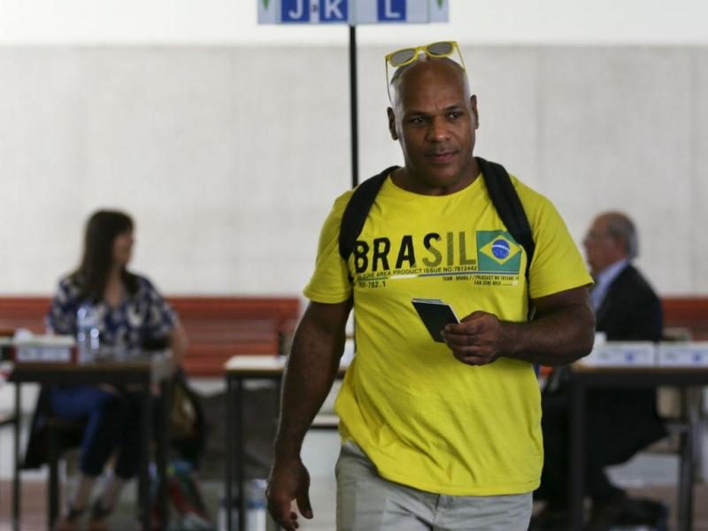 Brasileiros votam em Lisboa (Lusa)