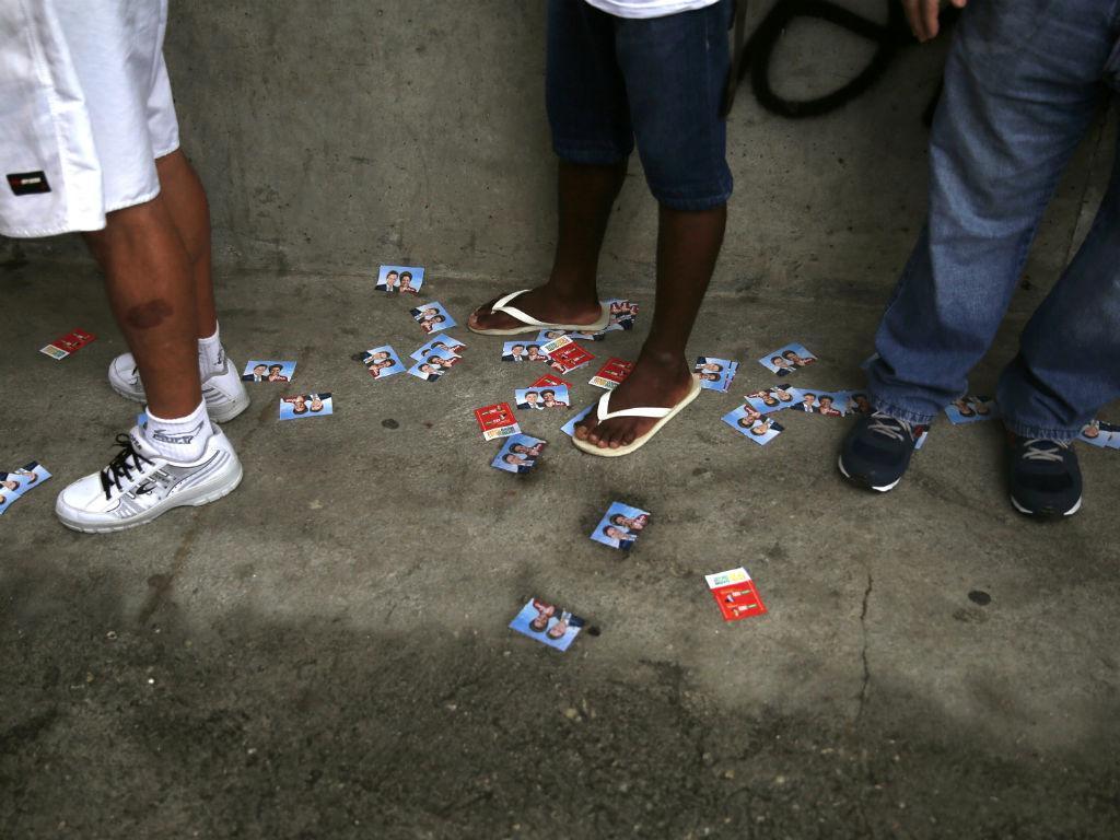 Eleições no Brasil - arquivo