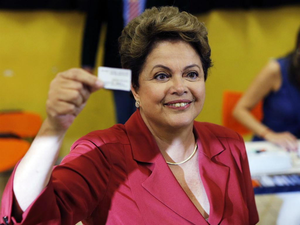 Eleições no Brasil: o dia da segunda volta eleitoral (Reuters)