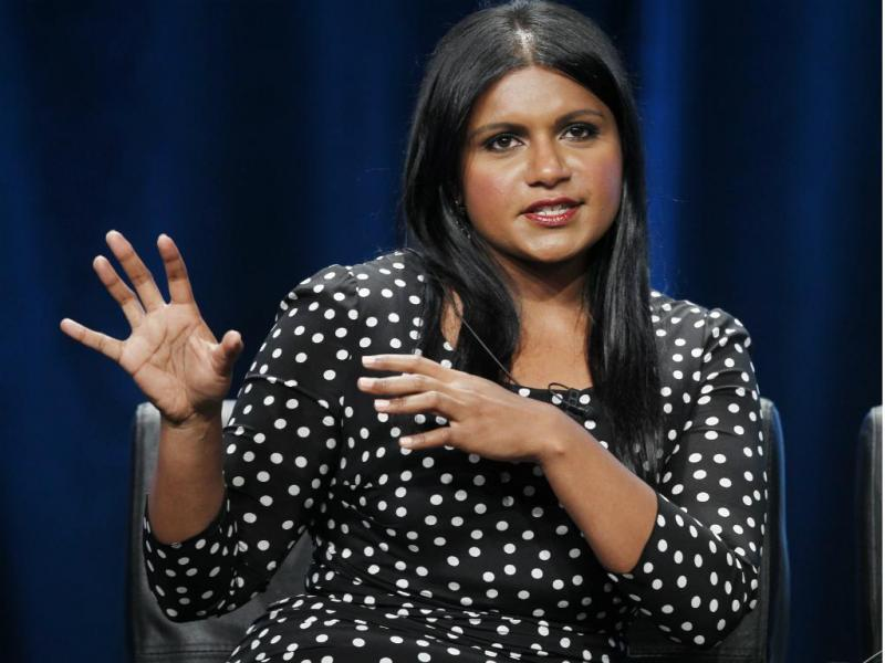 Mindy Kaling [Reuters]