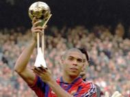 Ronaldo melhor do mundo para a FIFA em 1996