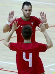 Portugal vence Geórgia (Lusa)