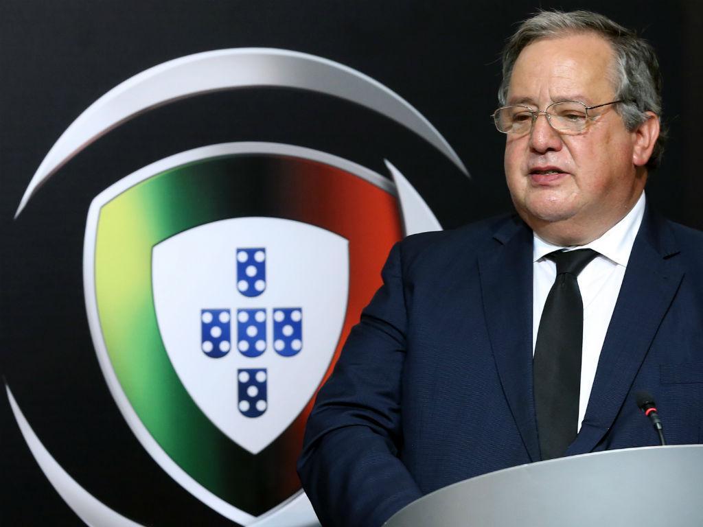 Luís Duque eleito presidente da Liga (Lusa)