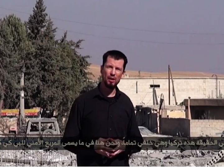 Estado Islâmico em Kobani