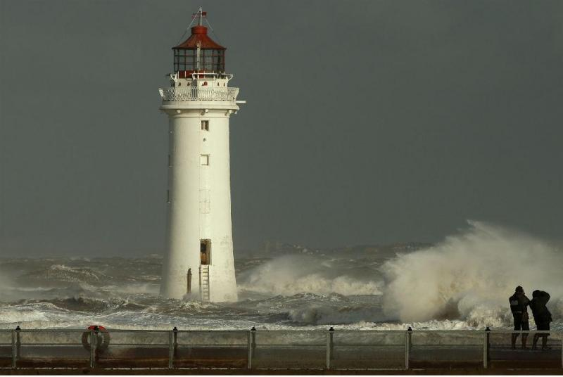 Meteorologia (Reuters)