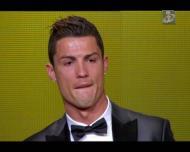 Bola de Ouro: Ronaldo tenta voltar ao «auge do futebol»