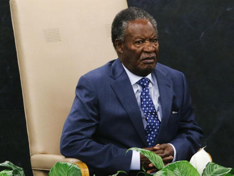 Michael Sata (REUTERS)