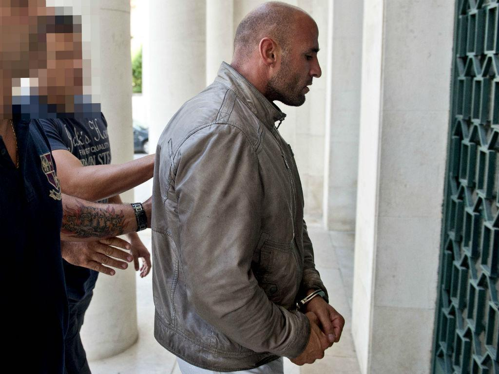 João Silva, suspeito de matar a ex-companheira em Leiria [Foto:Lusa]