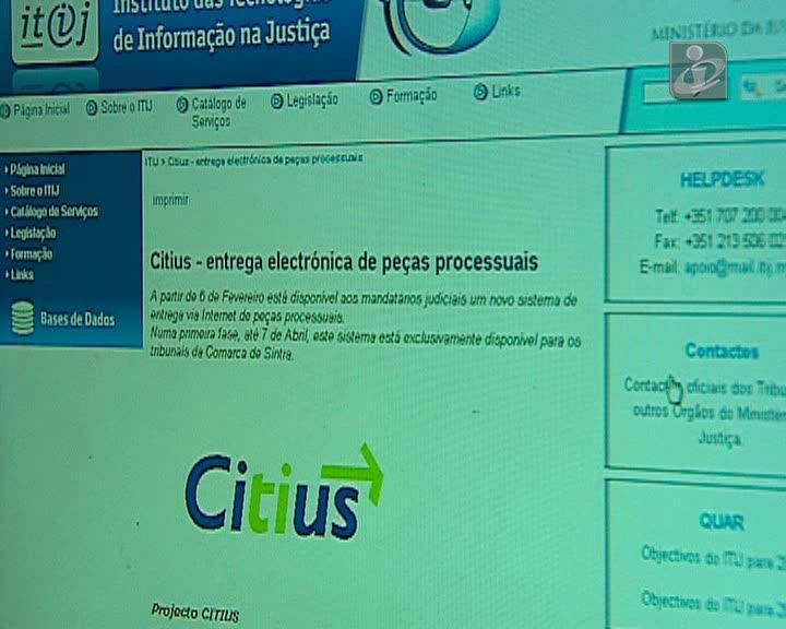 IGFEJ cessa comissão de técnicos da PJ responsáveis pelo Citius