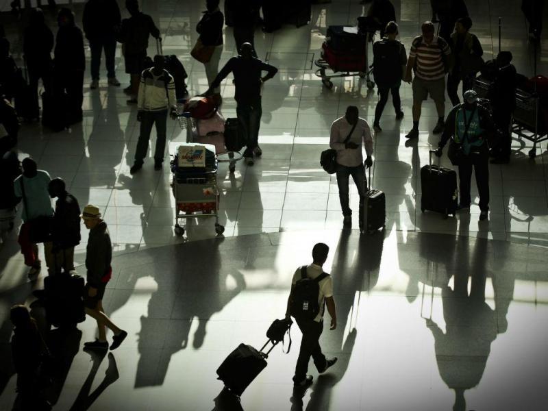 Aeroporto de Lisboa (EPA/MARIO CRUZ)