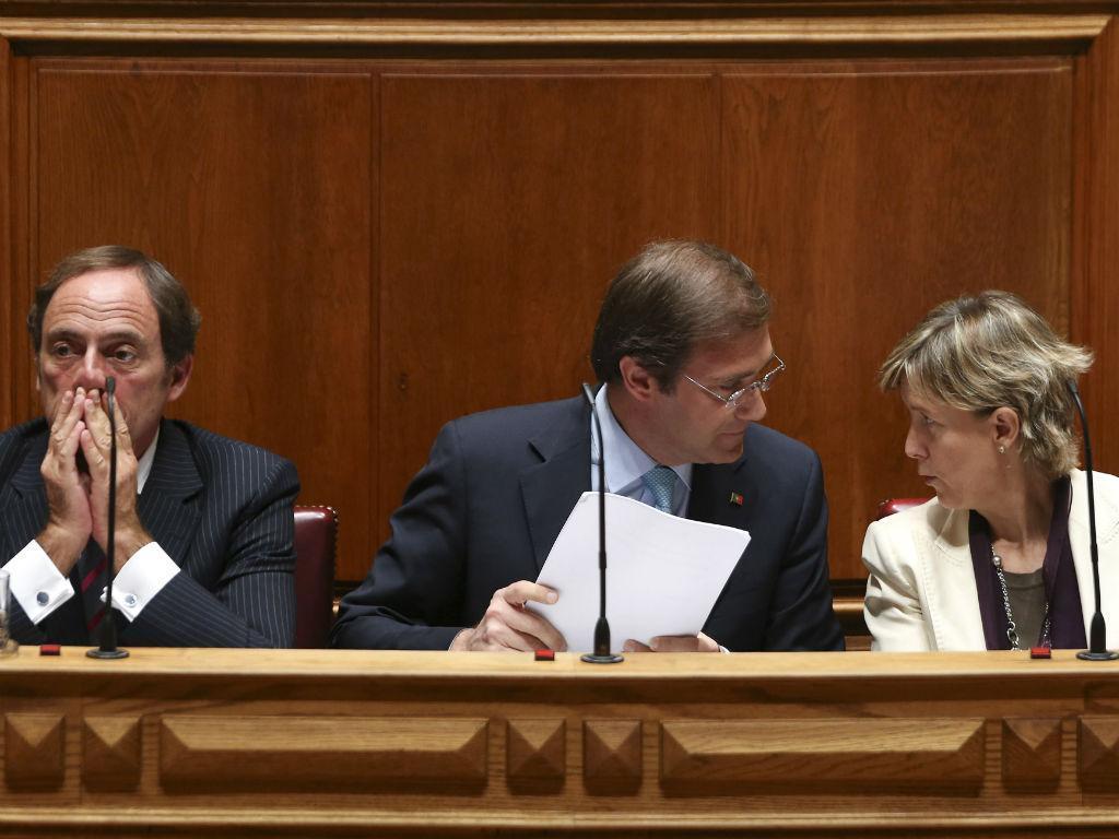 Orçamento do Estado 2015 (TIAGO PETINGA/LUSA)