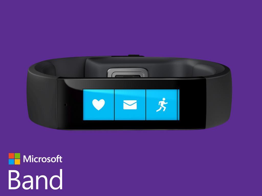 Microsoft Band [DR]
