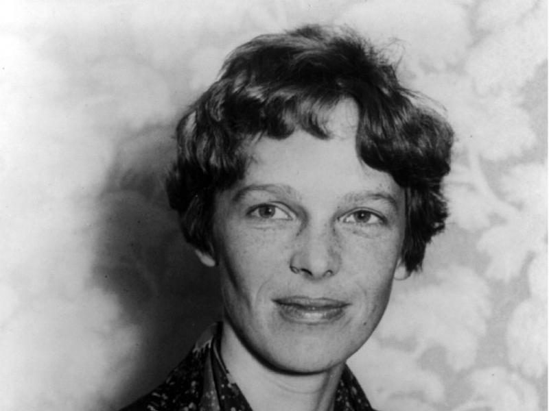 Amelia Earhart [Reuters]